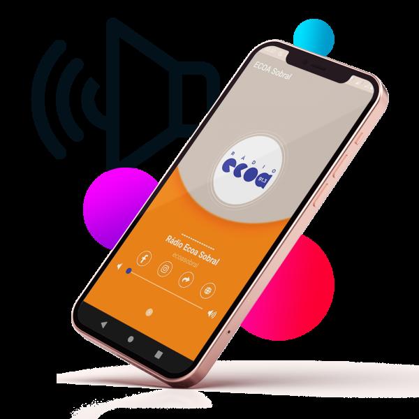 app rádio ecoa
